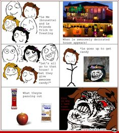 Halloween Candy Problems