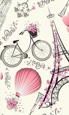 Imagen de paris and wallpapers
