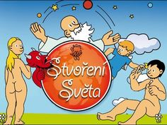 Stvoření světa Video Film, Learning Games, Fairy Tales, Cinema, Entertaining, Teaching, Education, Retro, School