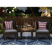 Found it at Joss & Main - 3-Piece Walter Patio Seating Group