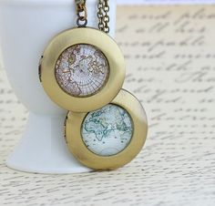 Hey, I found this really awesome Etsy listing at https://www.etsy.com/listing/178263715/custom-map-locket-necklace-gift-for