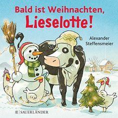 Bald ist Weihnachten, Lieselotte! von Alexander Steffensmeier http://www.amazon.de/dp/3737352348/ref=cm_sw_r_pi_dp_1HQjwb0PDZE14