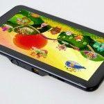 SmartQ U7, un tablet Android con proyector incorporado