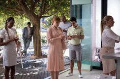 Black Mirror - Season 3, Episode 1. If you haven't seen this show yet and you're looking for a psychological, futuristic rollercoaster, I'd check this out. Now on Netflix