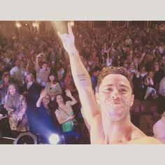 Thank you Washington DC you guys are incredible! @dancingabc #dwtstour