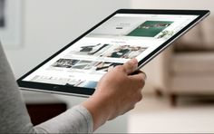 Apple's Mammoth iPad Pro Arrives This Week Tech