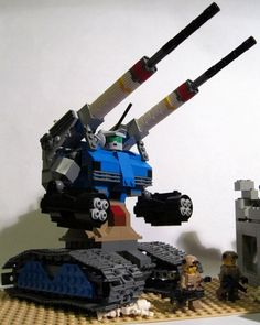 Catch-all Update: A LEGO® creation by Ryan Wilhelm : MOCpages.com
