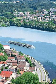 Europe River Cruising - jealous of Sheila who just came back from a Danube River Cruise with Uniworld!  Honeymoon after Florida Wedding!