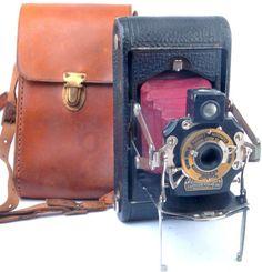 No.1 Folding Pocket Kodak Model C