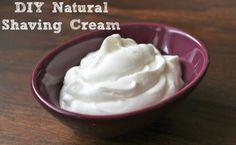 DIY Shaving Cream - Healy Eats Real