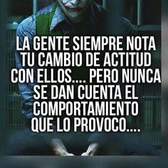 Joker Frases, Joker Heath, Gabriel Garcia Marquez, Facebook Quotes, Clint Eastwood, Spanish Quotes, Self Development, Clean House, Funny Jokes