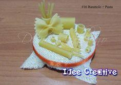 #16 Barattolo + Pasta