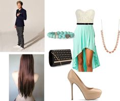 """""""Date Night"""" by izzyloves1d ❤ liked on Polyvore"""