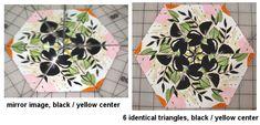 tips for one block wonder quilt design