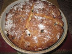 irish soda bread with whiskey soaked raisins nanas irish soda bread ...