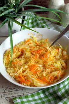 Vegetable Salad, Coleslaw, Japchae, Vegetables, Ethnic Recipes, Food, Coleslaw Salad, Essen, Vegetable Recipes