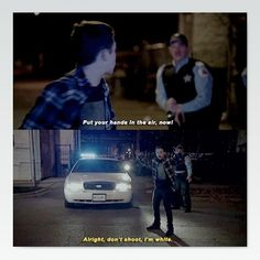 Shameless. Carl Gallagher.