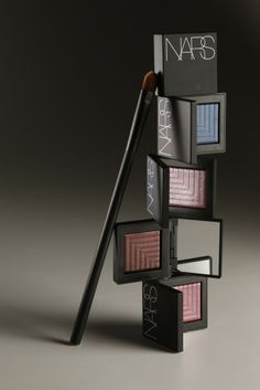 Part of Nars' Dual-Intensity Eyeshadow range. [Photo by George Chinsee]