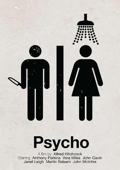Super Simplistic Posters - Victor Hertz Creates Fantastic Minimalist Movie Posters (GALLERY)