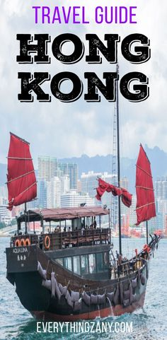 DIY Travel Itinerary to Hong Kong and Macau (SAR, China) | #hongkong #macau #travel | Hong Kong and Macau are one of the most visited destinations in Southeast Asia. Hong Kong and Macau is known for its bustling streets and vibrant lights. Hong Kong and Macau both have a colourful colonial history.
