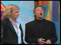 A bit of magic.......John Farnham with Tom Jones - My Yiddishe Momme - (former TV Show, Hey Hey It's Saturday 10th Nov. 1990)