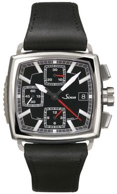 Sinn Watch 901 Leather Limited Edition Leather Watch available to buy online from with free UK delivery. Elegant Watches, Casual Watches, Cool Watches, Watches For Men, Men's Watches, Sinn Watch, Casio Watch, Rolex, Gentleman Watch