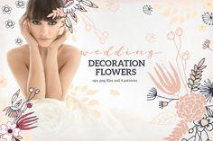 Wedding Decoration Flowers @creativework247