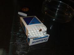"Jesse's ""Lucky Cigarette"""