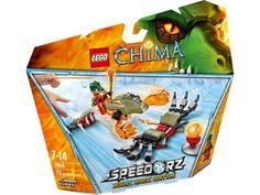 bol.com   LEGO Chima Vlammende Klauwen - 70150,LEGO