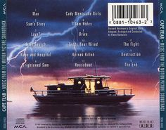 Bernard Herrmann, Elmer Bernstein - Cape Fear (Music From The Motion Picture Soundtrack) (CD, Album) at Discogs