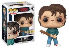 Steve stranger things SDCC 2017 funko pop