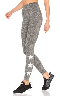 Star Legging by STRUT-THIS. 80% poly 20% spandex. Stretch fit. Screen print graphics. STRR-WM108. STAR LEGGING. Started by two mother and daughte...