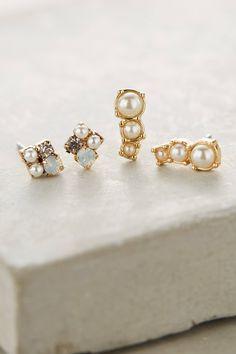 earring post set