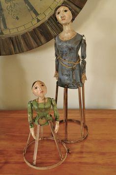 SantosCageDoll.com — Learn to Make a Santos Doll