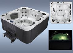 Multiple Gold Award Winning Hot Tubs For Sale UK at Hot Tub Suppliers. Balboa approved & BISHTA affiliated offering the best hot tub service, sales & support. Hot Tub Service, Tubs For Sale, Waterfall Fountain, Sale Uk, Leicester, Spas, Zen, Luxury