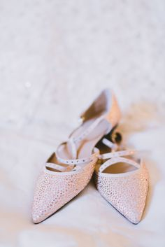 Blush Pink Sparkly Ballet Flats | Shoes - Christian Louboutin | Nicole Baas Photography https://www.theknot.com/marketplace/nicole-baas-photography-boston-ma-566833 | Whim Events and Floral Design https://www.theknot.com/marketplace/whim-events-and-floral-design-somerville-ma-430597| Beechwood Hotel - Worcester, Massachusetts |