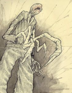 If you're not familiar with the Slender Man conspiracy: Creepy stuff...