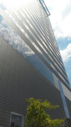Sistemas de Fachadas | Westin Guadalajara, Fachada ventilada de terracota | http://sistemasdefachadas.com