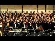 Cloudburst - TMEA All-State Mixed Choir 2011