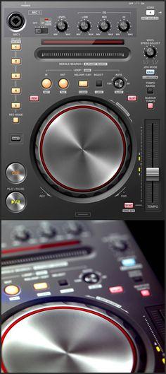 http://design.tutsplus.com/articles/stunning-knobs-sliders-and-lcd-style-displays--psd-15665