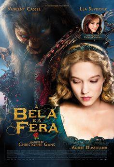 A Bela e a Fera (FILME HORRÍVEL!!)