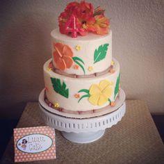 Hawaiian Luau Birthday Party Ideas