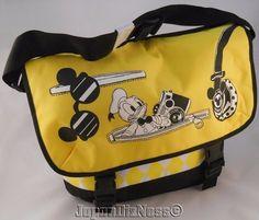 New Japan Disney Store Wacky Donald Duck Camera Messenger Bag Series 4 #JapanDisneyStore