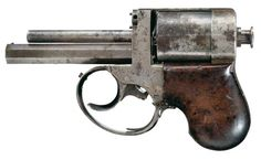 Shaw Underhammer Pistol Designed by Jacob Shaw, Jr. of Hinckley, Ohio this unusual pistol was patented in Weapons Guns, Guns And Ammo, Unbelievable Facts, Cool Guns, American Civil War, Shotgun, Firearms, Hand Guns, Vintage