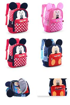837f242cd9b5  Visit to Buy  New Cute Little Kid School Bag Child Backpack Bags School  Backpacks