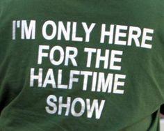 Halftimeby Matt Demblowski