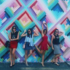 Girls just wanna have fun  #wynwood #miamiwithfriends by blogdamariah