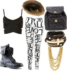 """""""Style NO Swag YES"""" by nikkitha-horan on Polyvore"""
