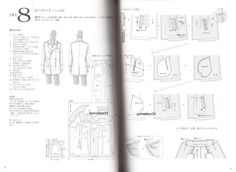 MENS COAT MAKING Book  Japanese Craft Book by pomadour24 on Etsy, $31.99