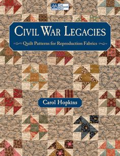That Patchwork Place-Civil War Legacies